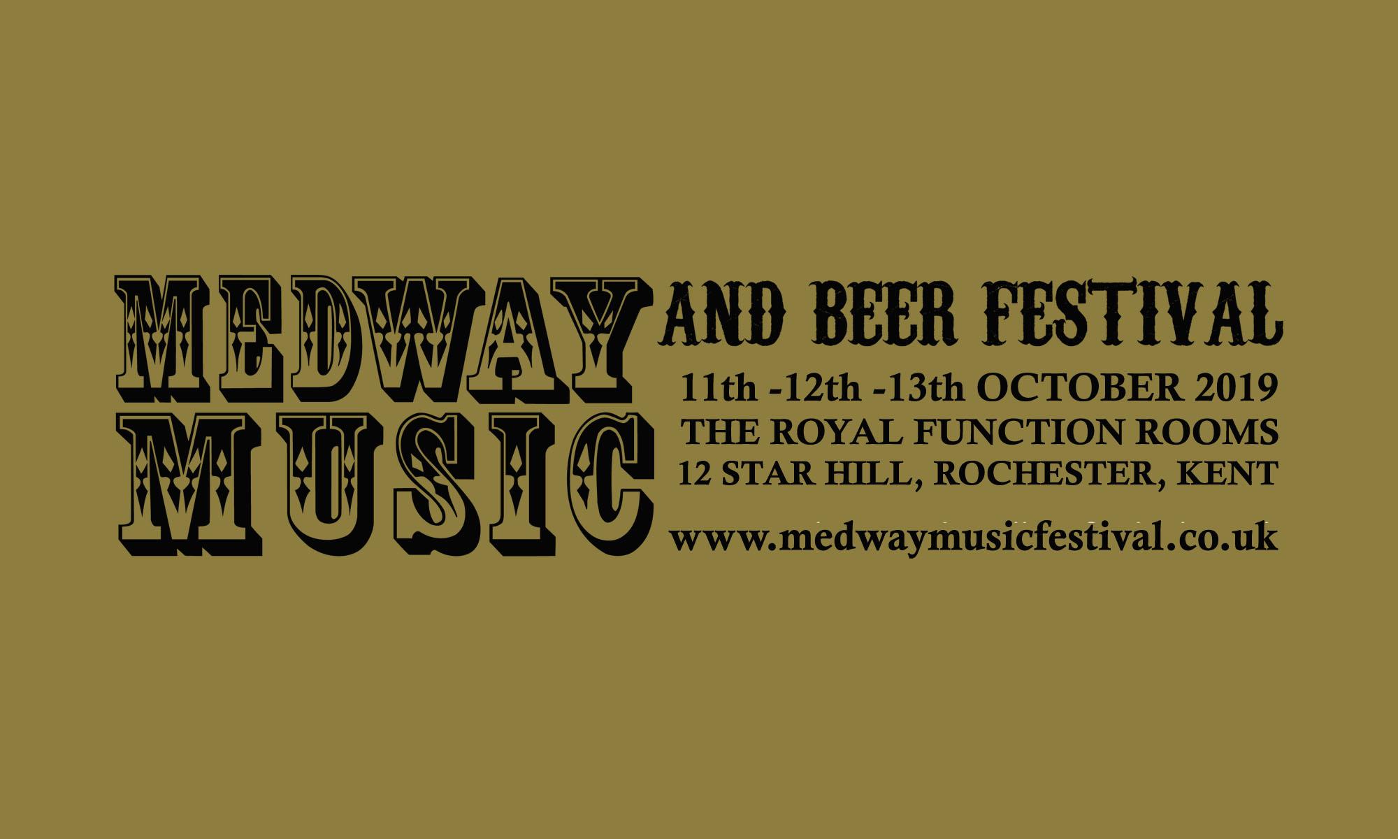 Medway Music Festival 2019